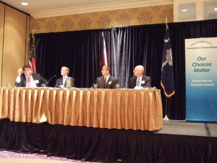 Panel Discussion - Charlotte, NC - Nov 12, 2009