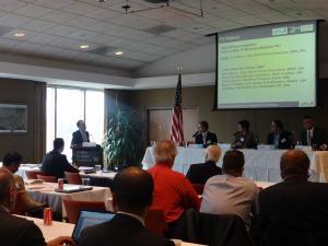 PV-Rollout-Atlanta-2013-panel-discussion-solar-utilities