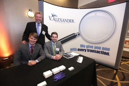V. Alexander & Co., Inc. exhibitor booth